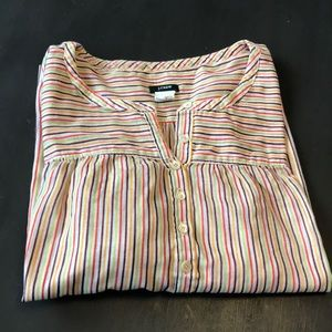 J. Crew cotton top.